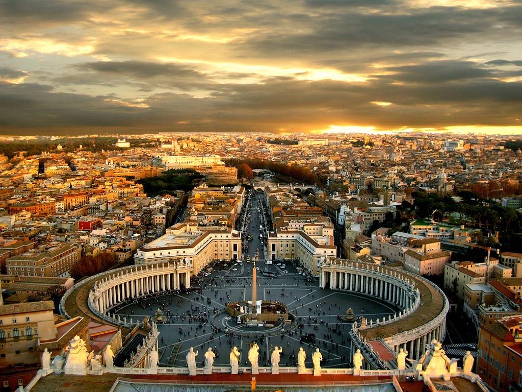 Нова година в Рим със самолет